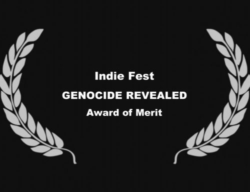 Award-winning filmmaker presenting documentary 'Genocide Revealed'