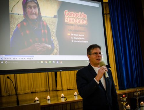 Ukrainians of Vancouver gathered to commemorate victims of Holodomor